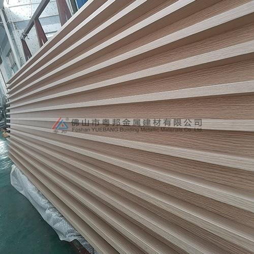 Wood grain square pass YB-03